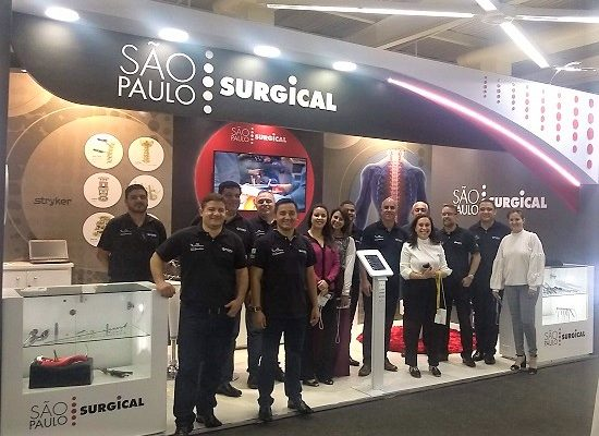 19th Brazilian Congress of Spinal Surgery – March 2019