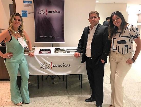 I International Symposium on Buccomaxillofacial Surgery and Traumatology – Hospital Samaritano of São Paulo